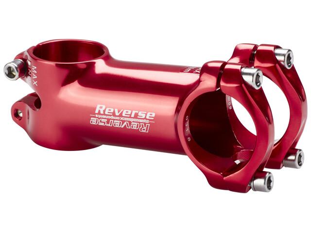 Reverse XC Stuurpen Ø31,8mm 6° rood